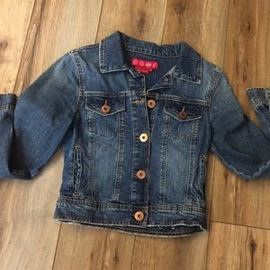 GLO Adorable Jean Jacket